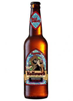 Hallowed - новое пиво от Iron Maiden