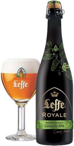 Leffe Royale Cascade IPA - бельгийская новинка в Украине