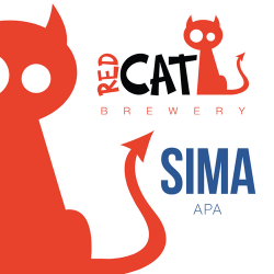 Sima - новинка от Red Cat Craft Brewery