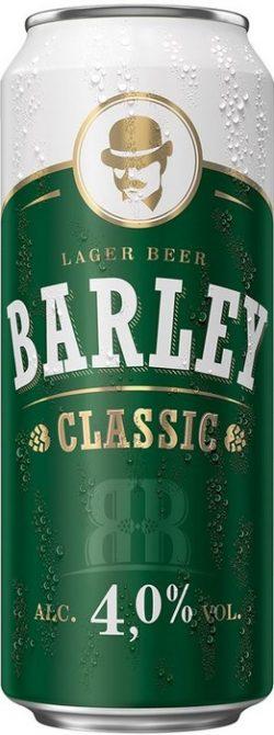 BARLEY Classic - польская новинка в Украине