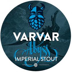 Abyss - имперский стаут с малиной от Varvar