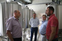 Открытие мини-пивоварни в Балаклее