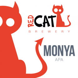 Monya — новинка от Red Cat Craft Brewery