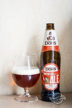 Дегустация пива Robert Doms American style Ale