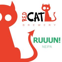 RUUUN! — новинка от Red Cat Craft Brewery