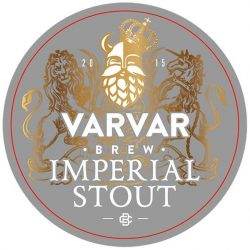 Varvar Imperial Stout в баре Lisopylka