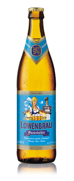 Löwenbräu Oktoberfestbier - немецкая новинка в Украине