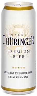 Thüringer Premium Bier - немецкая новинка от АТБ
