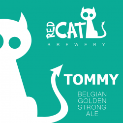 Tommy и Phelix - новинки от Red Cat Craft Brewery