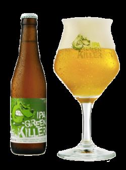 Green Killer IPA и Silly Rouge - бельгийские новинки от BeerShop.com.ua
