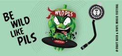 WTF#5 Wild Pils - пиво с дикой шишкой хмеля из Днепра