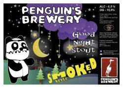Good Night Stout - пиво по контракту из Хотяновки