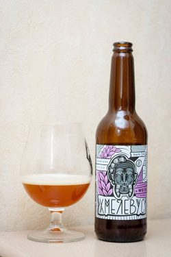 Дегустация пива Хмелевус Weiss