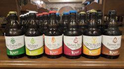 Weizenbock и бутылочное пиво от Канта