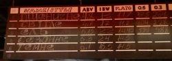 Темне и Сезонне - новые сорта от пивоварни Наживо