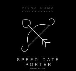 Speed Date Porter - новинка от Пивной думы