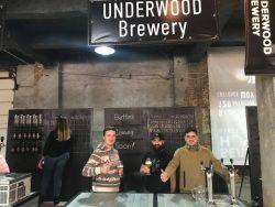 UNDERWOOD Brewery - новая киевская мини-пивоварня