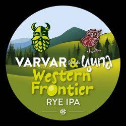 Western Frontier - коллаборация Ципа и Varvar