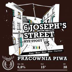 6 Joseph's Street - польская новинка в CRAFT vs PUB