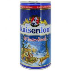 Kaiserdom Winterbock - зимняя немецкая новинка в Украине
