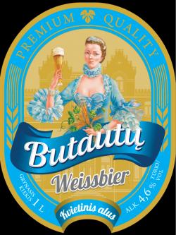 Butautu Weissbeir - литовская новинка в Украине