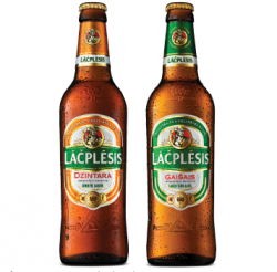 Акция на пиво Lāčplēsis в Сильпо