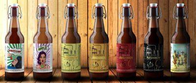 Arshinov - новая мини-пивоварня в Севастополе