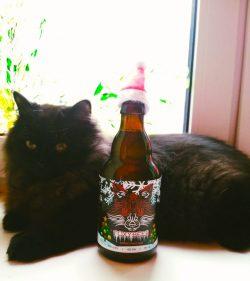 FOXYBEER Christmas Ale - новый сорт из Обухова для Winetime