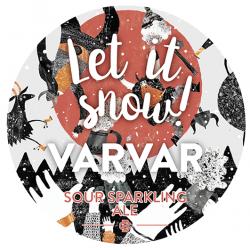 Let it snow - новогоднее пиво от Varvar