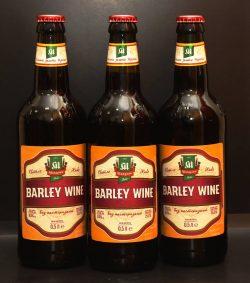 Микулин Barley Wine снова в продаже