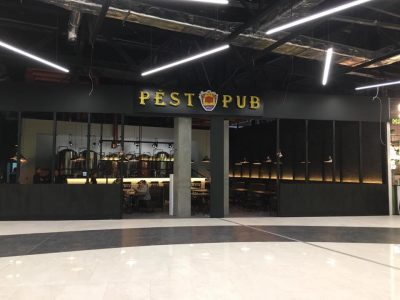Pẽst Pub - новая жизнь мини-пивоварни Бочкарев