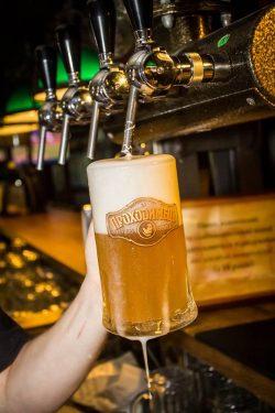 Текущий ассортимент пивоварни Проходимецъ