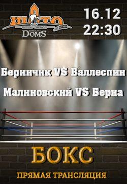 Бокс в Шато Robert Doms