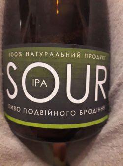 Sour IPA — новый сорт от Bierwelle