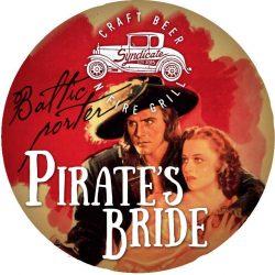 Вишневый Pirate's Bride Baltic Porter — праздничный сорт от Синдиката
