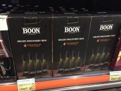 Boon Geuze Discovery Box - бельгийская новинка в Le Silpo