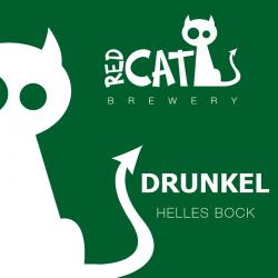 Drunkel — новый сорт от Red Cat Craft Brewery