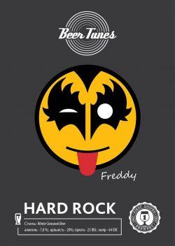 Freddy — первый сорт новой линейки Beer Tunes из Днепра
