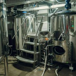 Le Rock - новая мини-пивоварня в Тернополе