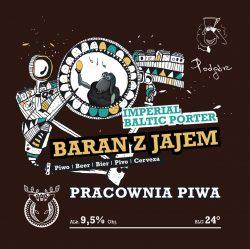 Baran z Jajem — польская новинка в CRAFT vs PUB