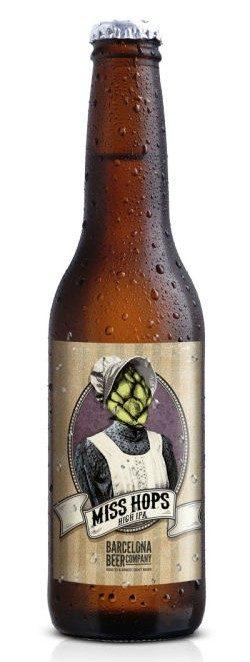Miss Hops - новый сорт испанского пива от Сильпо