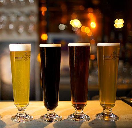 Beer House Kyiv - еще одна реинкарнация пивоварни в Арене