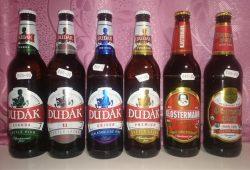 Чешское пиво Dudak в Украине
