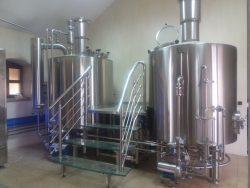 Расширение и новое оборудование пивоварни Кіблер (Kibler)