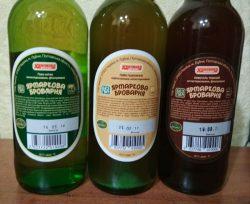 Ярмаркова броварня - новая мини-пивоварня в Лубнах