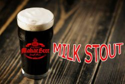 Milk Stout — еще одна новинка от MakarBeer