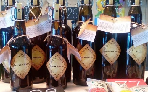 Rye Amber Ale, Rye IPA и American Wheat — крафтовые новинки от Оболони