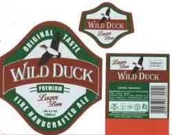 Wild Duck -новый сорт от Оболони для Чили