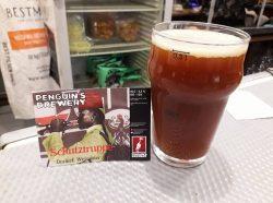 Schutztruppe — второе пиво по контракту от Penguin's Brewery