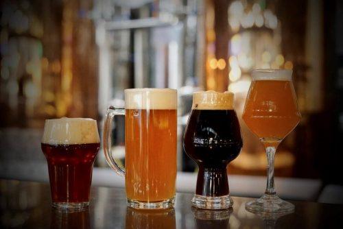 Новые сорта пива от киевской мини-пивоварни PĚST